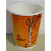PLA Double Wall Paper Cup