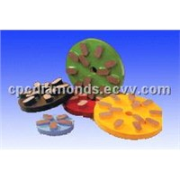 Resin Bonded Diamond Grinding Wheels