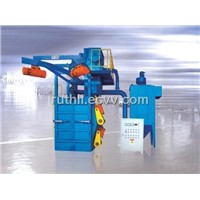 Shot Blasting Machine- Q37 Series Overhead Rail Spinner Hanger