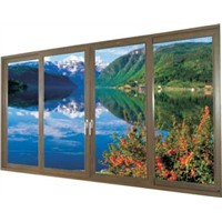 Thermally Broken Sliding Doors And Windows