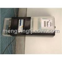 Three Phase Prepayment Power Meter