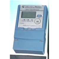Three Phase Static Multi-functional Ammeter