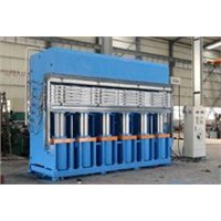 Tyre Retreading Hydraulic Press