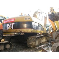 Used Caterpillar 320C Excavator