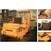 Used Road Roller (Dynapac CC21)