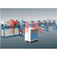 Wire Straightening and Wire Cutting Machine