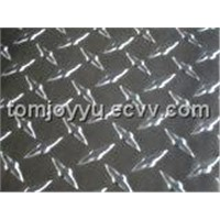 aluminium tread plate-polished diamond
