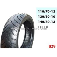 Motorcycle Tyre110/70-12