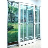 pvc tilt and sliding door