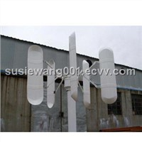 Vertical Wind Turbine 1kw