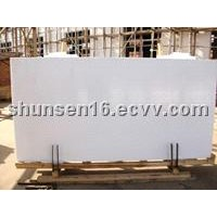 white marble slab for flooring