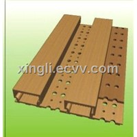 Wooden Sound Absorption Panel