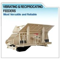 Vibrating & Reciprocating Feeder