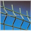Welded Wire Mesh-Coated Pvc