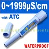 Waterproof Digital EC Meter Water Tester 1999