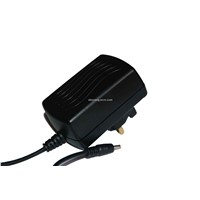 AC/DC Switching Power Adaptor (12V/2A,24V/1A) with Worldwide Approvals