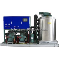 Seawater Flake Ice Machine