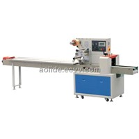 Rotary Pillow-type Packaging Machine (ALD-250D)