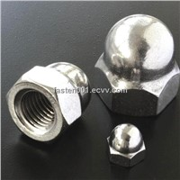 Stainless Steel Cap Nut