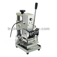 Vip Card Gilding Press Machine / Hot Stamping Machine