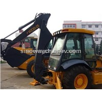 100HP Backhoe Loader