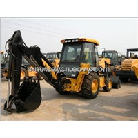 Backhoe Loader / Front End Loader with Cummins Engine