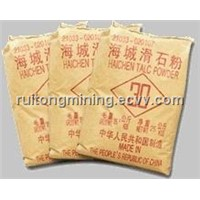 Haicheng Talc powder from MAGTALC