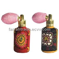 15ml Colored Clay Glass Perfume Bottles