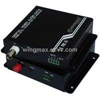 1-128 Channel Optical Transmitter And Receiver