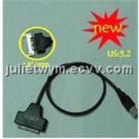 1.8 Inch Sata to USB 2.0 Adapter Cable