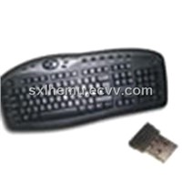 2.4Ghz Wireless-Keyboard