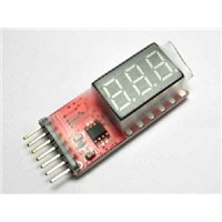 6cells Lipo Battery Voltage Indicator