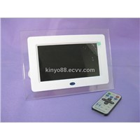7''-inch Multi-Function Digital LCD Digital Photo Frame
