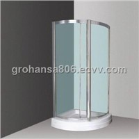 ABS Shower Enclosure / Aluminium Profile