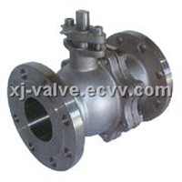 API and JIS Ball Valve