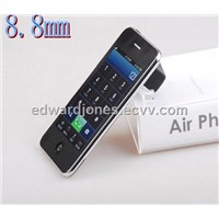 Air Phone 3.5 inch Large touch screen with 8.8mm thin metal body design paypa