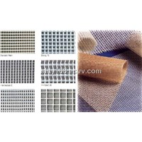 Alkali-Resistant Glass Fiber Mesh Cloth145g/m2