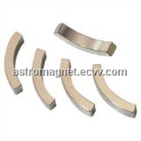 Arc Shape NdFeB Magnets