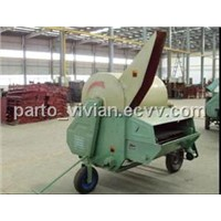 Big Wheel Axial Flow Thresher