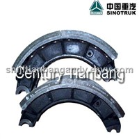 Sinotruk Howo Truck Parts Brake Lining
