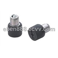 Broaching Captive Screw for P.C. Board