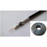 Bulk RG-6 Coax Cable with Quad Shielding