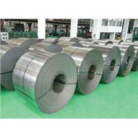 Carbon Cold Rolled Steel Sheet in Coil (CRC)