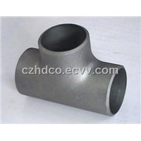 Carbon Steel Pipe Fittings/Reducer Tee