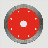 Continuous Rim Diamond Saw Blades