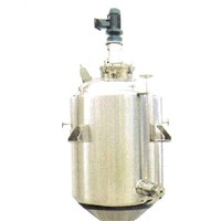 Deposition Tank for Alcohol