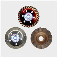 Diamond Cup-Shape Grinding Wheels