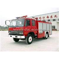 4500l Fire Fighting Truck (Water/Foam)