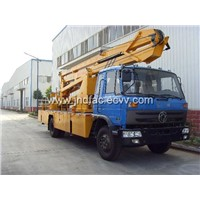 Dongfeng 24m Aerial Platform Truck