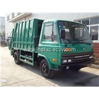 Compression Garbage Truck - 6CBM